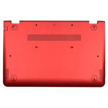 Original New For HP Pavilion X360 15-BK 15T-BK 15-BK062SA 15-BK060SA Laptop Bottom Case Cover Red 862640-001