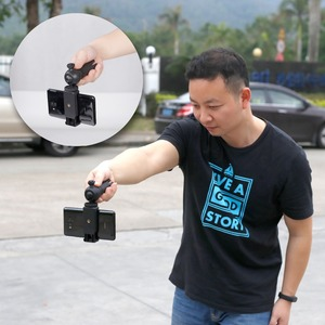 Image 5 - XILETU XS 1 Mini Desktop little handheld Stand Tabletop portable travel tripod for smartphone Cell Phone DSLR with phone holder