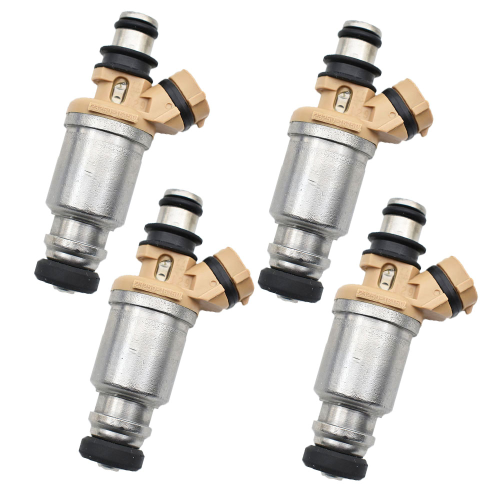 (4 pçs/lote) 23250-16150 Bico injetor de Combustível Para Toyota Corolla AE110 4AFE 5AFE 23209-16150