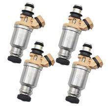 (4 teile/los) 23250 16150 Kraftstoff injektor Düse Für Toyota Corolla AE110 4AFE 5AFE 23209 16150