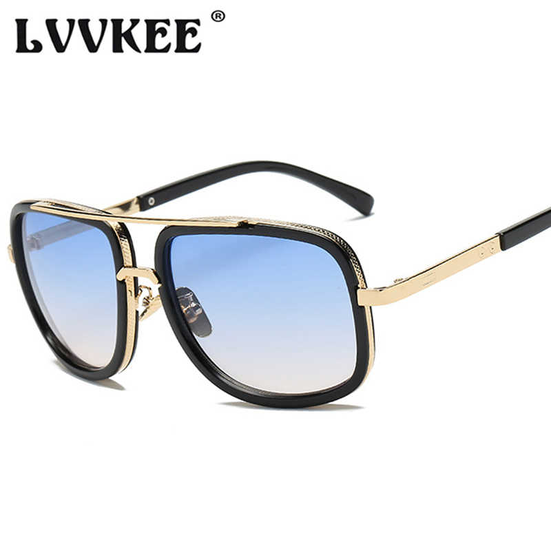 a162419373c ... LVVKEE 2018 New Classic Men mach one Sunglasses Luxury Brand Women Sun  Glasses Square Male Retro. RELATED PRODUCTS. New 18K Gold ...