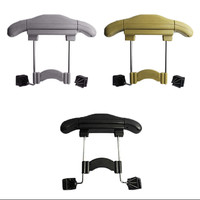 2017 100 Brand New And High Quality Car Seat Hanger Holder Organizer Coat Hanger Clothes Suits