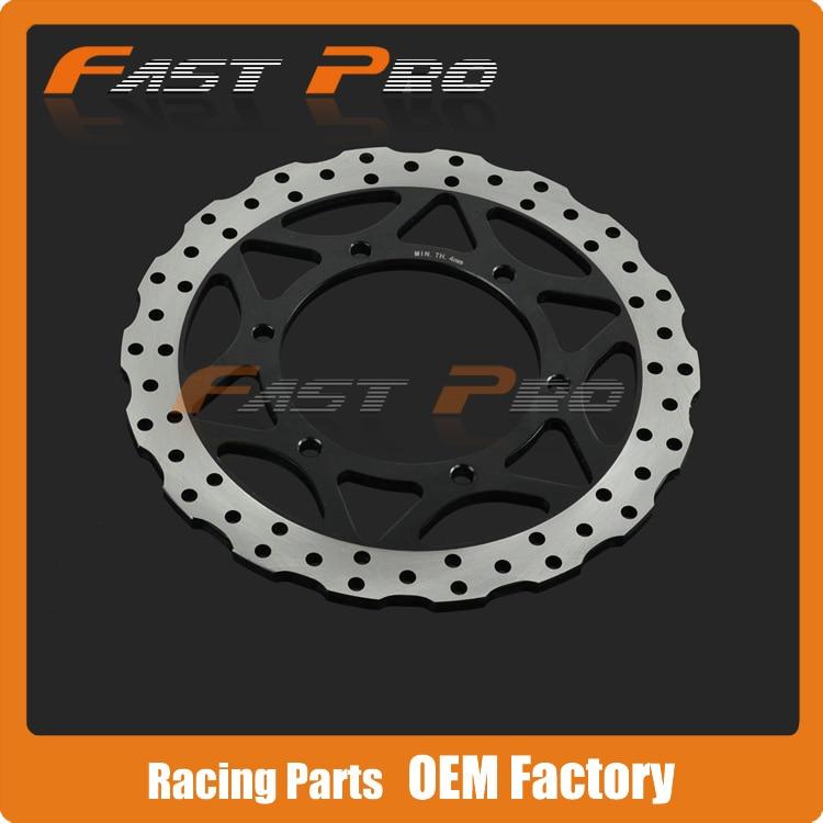 Rotor de disque de frein avant pour moto Kawasaki Ninja 250r EX250 EX250R ABS 08 09 10 11 12