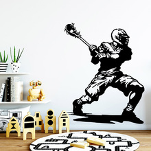 Modern sport Wall Art Decal Decoration Fashion Sticker For Living Room Kids