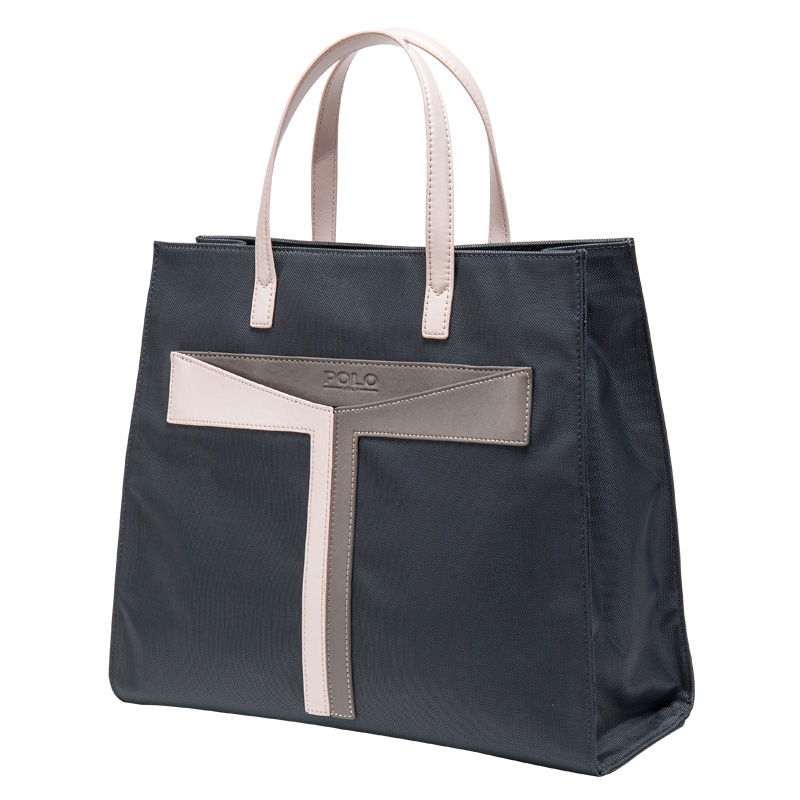 Polo New Bag for Lady Multifunction Tote Bag Workplace Briefcase Bolsa Golf Bag Women Business Canvas Professional High-capacity