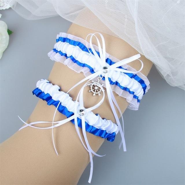 Lace Wedding Garter Belts Sets Rave Clips Leg Strap Witchy Legs Clip Medias