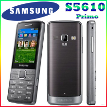 S5610 Original Unlocked Samsung S5610 GSM Mobile Phone Free Shipping