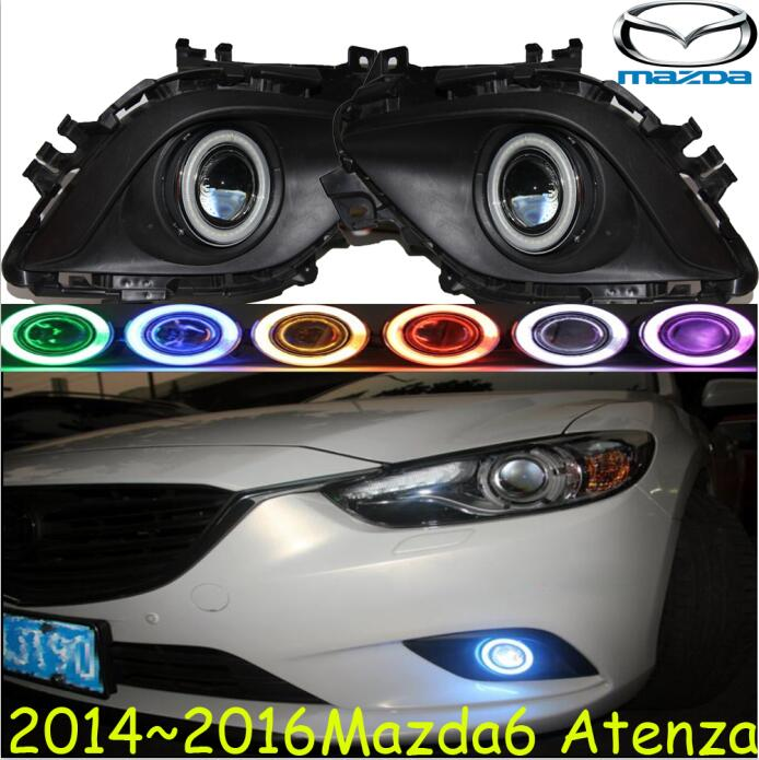 MAZD6 Atenza fog light LED 2014~2016 Free ship!Atenza MAZD 6 daytime light,2ps/set+wire ON/OFF:Halogen/HID XENON+Ballast,MAZD6 mazd cx 5 fog light led 2015 2016 free ship mazd cx 5 daytime light 2ps set wire on off halogen hid xenon ballast cx 5 cx5