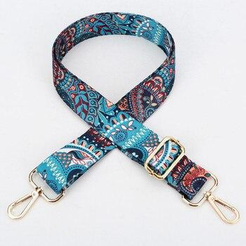 Bretelles Multicolores Réglables pour Sacs