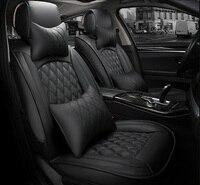 Universal car seat cover for toyota rav4 toyota corolla chr land cruiser prado premio camry car seat protector