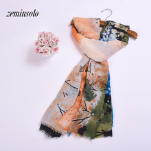 Fashion Luxury Brand Scarves Female Scarf For Women Polyester Silk Bandana Design Satin Big Square Shawl Ladies