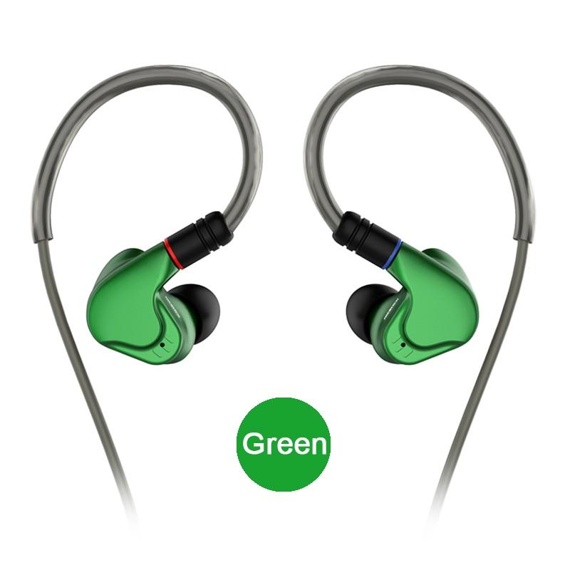 NICEHCK 4BA + 2DD Híbrido Unidade 6 M6 In Ear Fone de Ouvido Earbud Fone de Ouvido de Metal Fone De Ouvido de ALTA FIDELIDADE do Monitor Fones De Ouvido Com MMCX cabo destacável