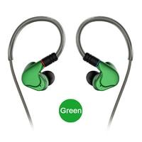 NICEHCK M6 In Ear Earphone 4BA+2DD Hybrid 6 Unit HIFI Metal Earphone Earbud Headset Monitor Earphones With MMCX Detachable Cable