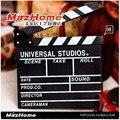 zakka groceries slate Movie clapper board director Wooden props shooting background support custom