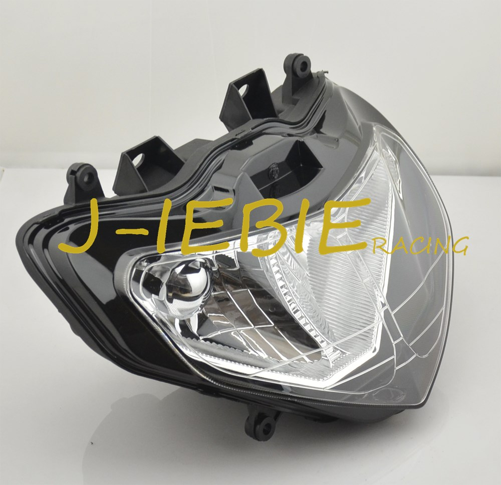 Front Headlight Head Light Lamp Assembly For <font><b>Suzuki</b></font> <font><b>GSXR</b></font> <font><b>1000</b></font> GSXR1000 2001 <font><b>2002</b></font> image