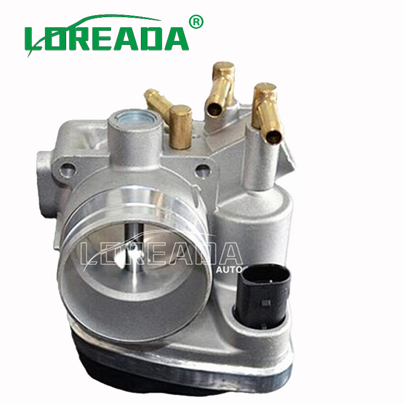 LOREADA Electronic Throttle Body for VW Seat Altea, Cordoba, Ibiza, Leon, Toledo 1.6L 408238323011Z 06A 133 062AB THROTTLES throttle body assembly for audi a3 seat leon vw bora 06a133062l 0280750026 06a133062f 06a 133 062 l 0 280 750 026 06a 133 062 f page 6