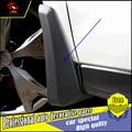 ACCESORIOS APTOS PARA Subaru Forester 2013-2016 GUARDABARROS GUARDABARROS ANTISALPICADURAS FLAP MUD DELANTERO TRASERO GUARDABARROS salpicadero del coche-styling