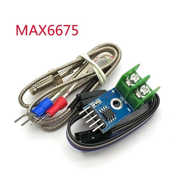 MAX6675 módulo termopar de tipo K termopar Sensor para Uno