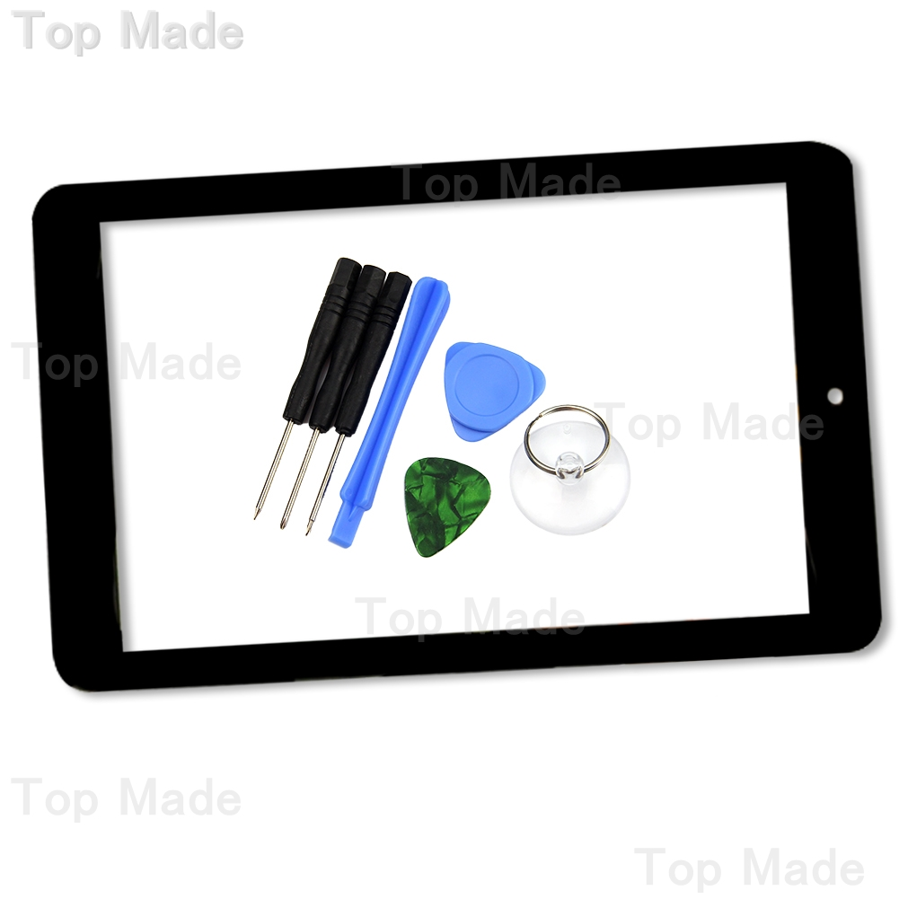 7 inch Touch Screen PC-UP070267A1-V01 Tablet PC Digitizer Glass Panel Sensor Replacement ZHC-0385A TE-700-0045 F0488 X 0493-V03