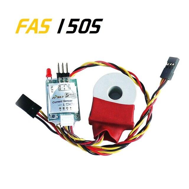 FrSky FAS 150S الذكية ميناء التيار أمبير الاستشعار 150A