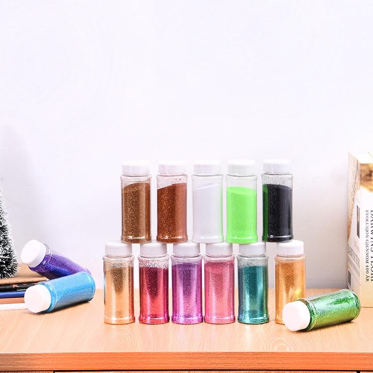 1903 New Design Shining Colorful Nail Art Glitter Powder Sequins acrylic powder
