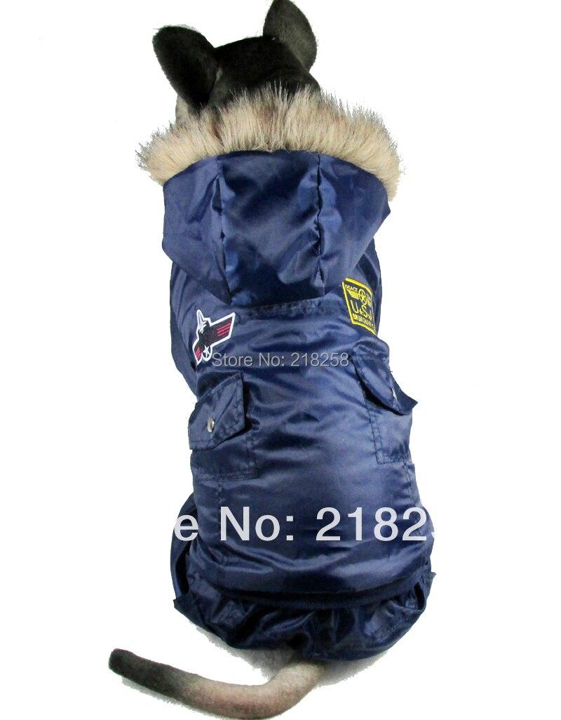Dva barevné výběr Nové střední velké Pet psi Zimní kabát Módní design Doprava zdarma Od porcelánu post nové oblečení pro psa