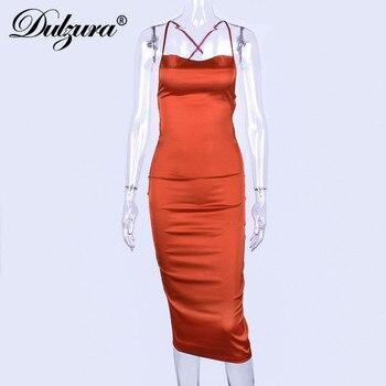 summer women bodycon long midi dress sleeveless 5