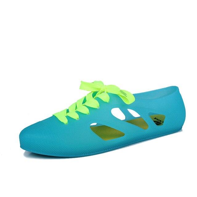 De Femme Étudiant D'été Sandales Plastique Trou Chaussures En 7rq0fnWrwE