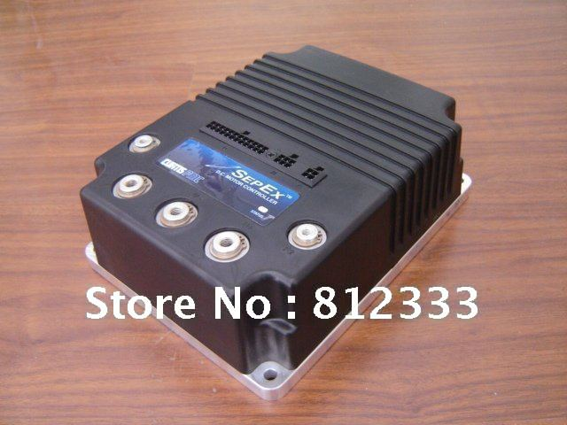 Genuine Curtis Pmc 1244 5561 36v 48v 500a Sepex Dc Motor Controllers For Electric Forklift