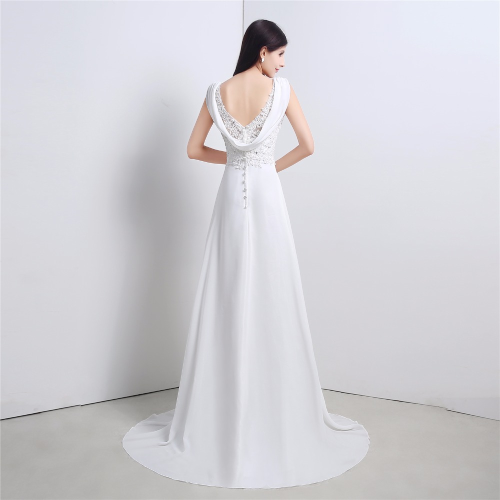 Ausgezeichnet Einfache Casual Brautkleider Zeitgenössisch ...