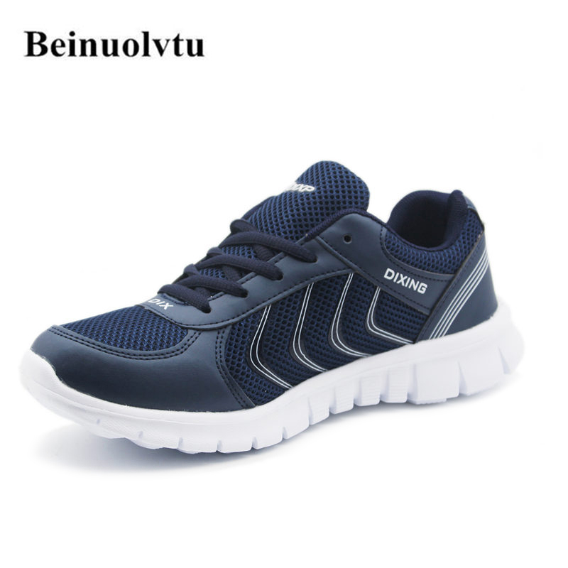Super light Men Sneakers Sports Shoes Trainers Outdoor Sneakers Breathable Sport Running shoes for men
