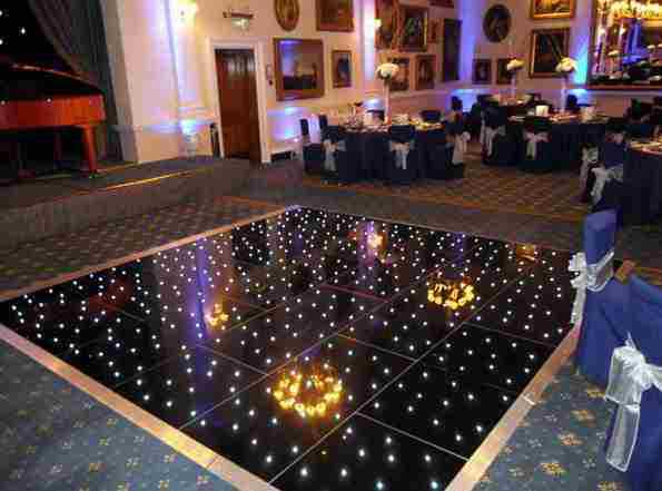 US $6600 0  RGB LED Dance Floor Rechargeable Battery Wedding DJ Stage Club  Qty 1 LED Kit-in Stage Lighting Effect from Lights & Lighting on