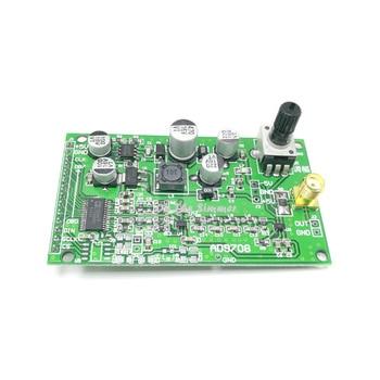 AD9708 high speed digital to analog conversion DA module 8bit 125MSPS DDS signal source FPGA matching