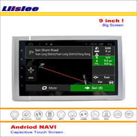 Liislee Car Android GPS Map Navi Navigation System For Toyota Tundra 2016 Radio Stereo Audio Video Multimedia ( No DVD Player )