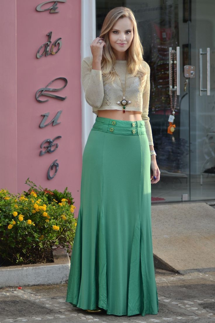 Skirts. Long skirts look flowy, just visit trueufilv3f.ga to buy. Here you can get a wide range of long skirts for women, such as long maxi skirts, pencil skirts, denim skirts, pleated skirts, a line skirts, floral skirts, chiffon skirts, black, white, red and khaki skirts. Women's maxi skirts are charming.