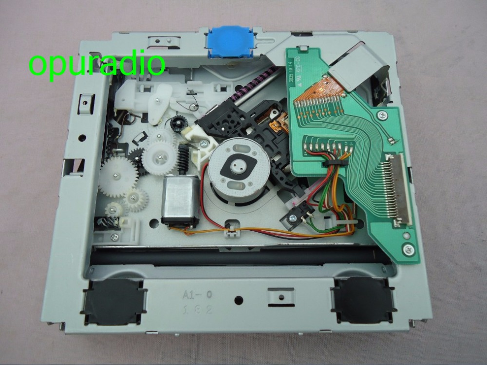 Brand new Fujitsu ten single CD loader mechanism with 4 tapping hole OPT 726 Laser For