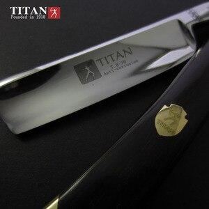 Image 3 - TITANคุณภาพสูงโกนหนวดมีดโกนใบมีดสแตนเลสคมแล้วมีดโกนจัดส่งฟรี