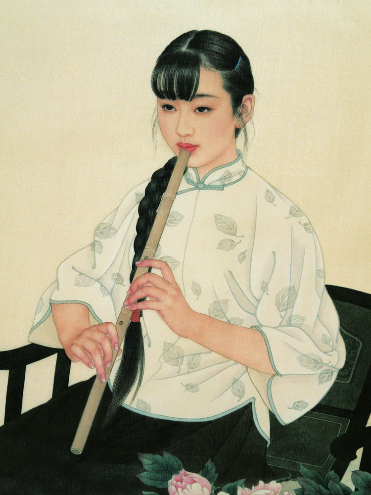 Popular Oriental Portraits-Buy Cheap Oriental Portraits