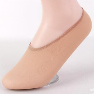 New Fashion Women Cotton Antiskid Invisible Short Ankle Boat Low Cut Ice Socks Innovative meias mulheres