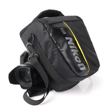Waterproof DSLR Camera Bag Case For Nikon D3400 D5300 D7200 D7100 D7000 D5600 D5500 D5200 D5100 D3300 D3200 D3100 D3000 D810 D80(China)