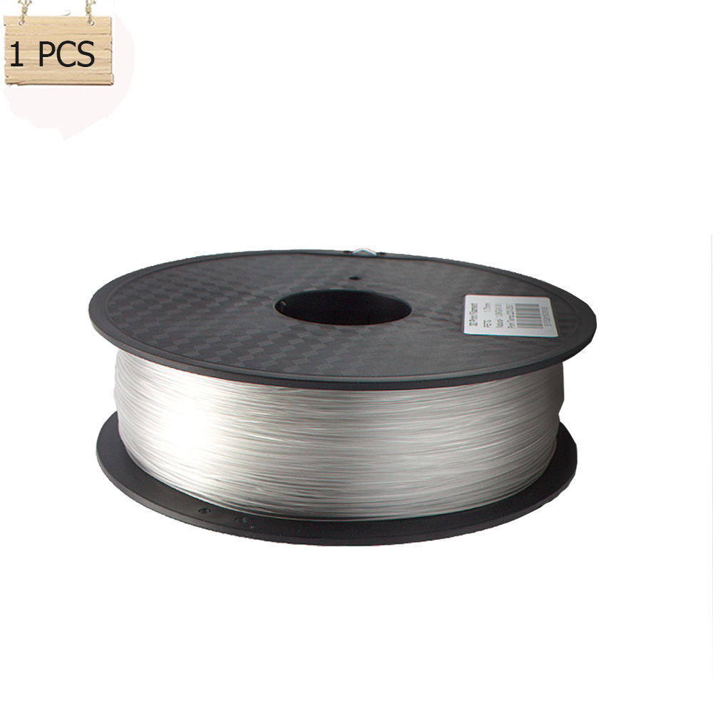 PC 3D Printer Plastic Material Filament 3mm/1.75mm option 1kg/Roll For 3D Printer Filaments