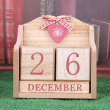 Buy periodic table wood and get free shipping on aliexpress coloffice 1pc decorative furnishing calendar wood desktop calendar european pink learning periodic planner table stationery urtaz Choice Image