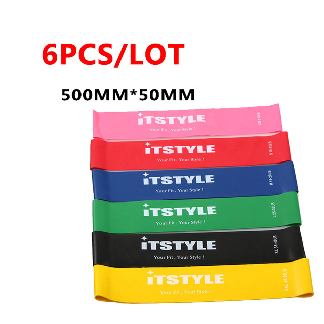 Resistance Bands Set 10 Levels Available Latex Gym Strength Training  Fitness Equipment Expander Yoga Rubber band 2