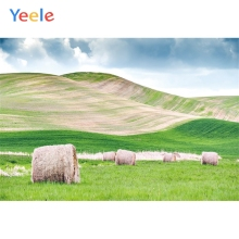 Yeele Landscape Grass Background Mountain Wheat Rick Photography Backdrop Personalized Photographic Backgrounds For Photo Studio
