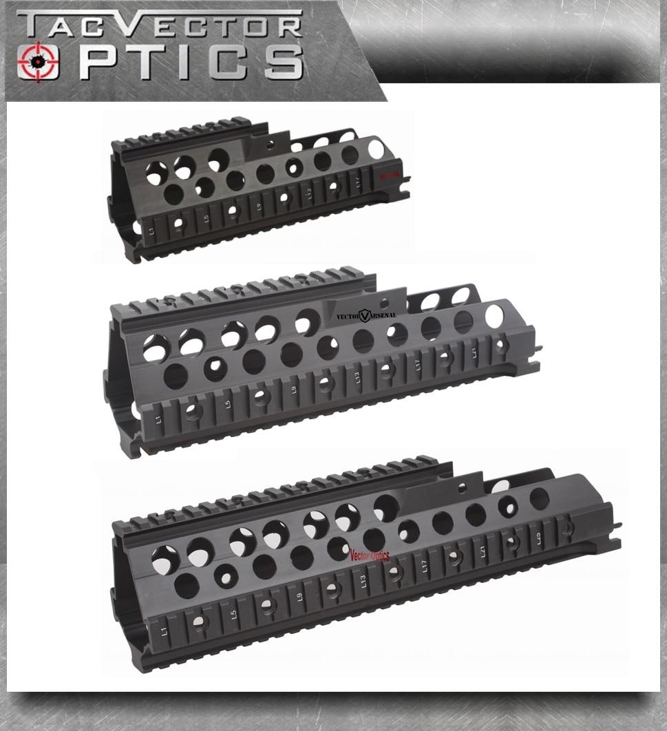 Vector Optics Tactical H&K G36 / G36C / G36K Handguard Quad Picatinny Rail Mount for Heckler & Koch HK Hand Guard vector optics tactical g3 h