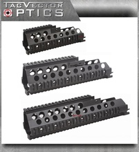 Vector Optics Tactical H & K G36/G36C/G36K Handguard Quad Picatinny Rail Mount para HK Heckler & Koch Mão guarda