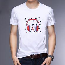 Undertale New 2019 Summer Cotton T Shirts Men Clothing Male Slim Fit Shirt Man T-shirts Casual Brand Swag Mens Cool Tops Tees