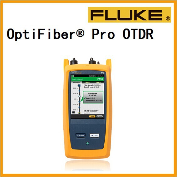 Time Domain Reflectometer : Aliexpress buy fluke ofp m optical time domain