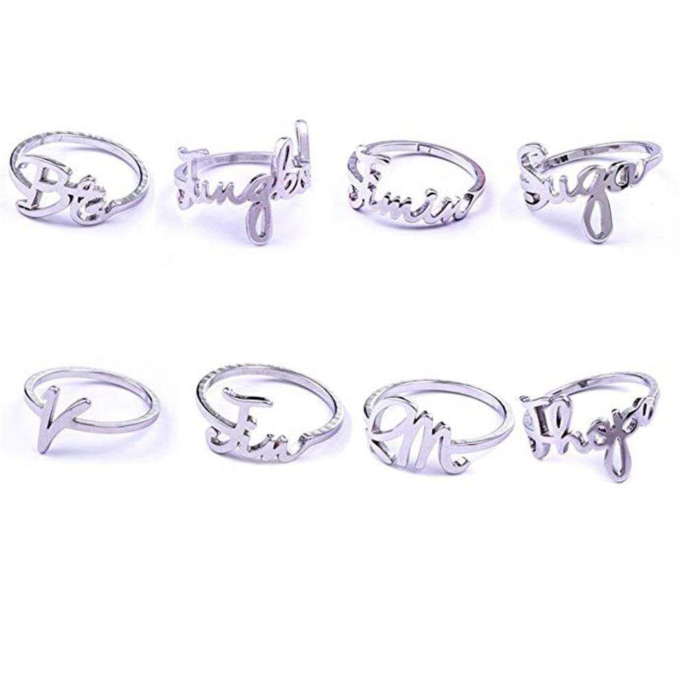 Jimin Rings