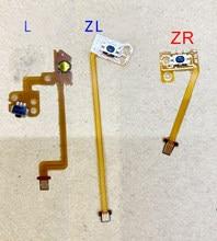 10 Uds Original para Nintend interruptor hombro botón Izquierda L R ZL y ZR flexible Cable de cinta para NS alegría con